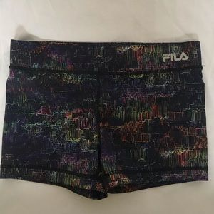 FILA Fitted Sport Running Shorts